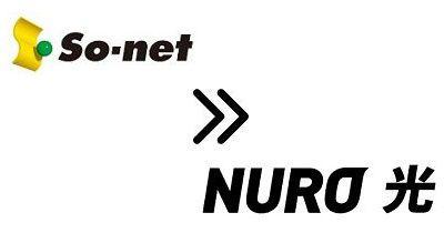 So-net光からNURO光